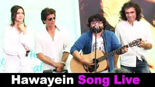 Pritam Singing Hawayein Song Live On Stage For Fans
