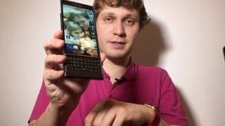 BlackBerry PRIV recenzja PL