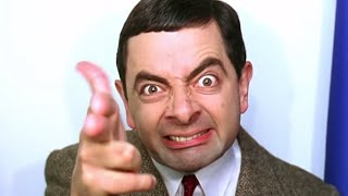 Bean Goes to America   Funny Clip   Classic Mr. Bean