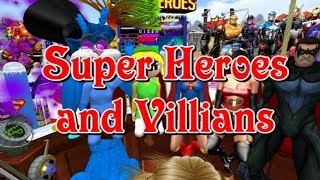 Giant snail race 500 18 Jan 27 Heroes and Villians