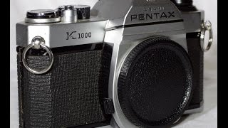 Introduction to the Pentax K 1000 Features and Operation (Video 3 of 3)