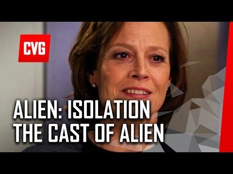 Cast - Alien