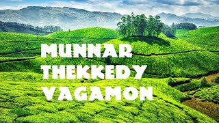 [2017-MAY]Munnar,Thekkedy,Vagamon
