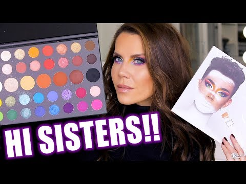 JAMES CHARLES x MORPHE PALETTE   My Thoughts ...
