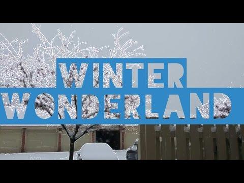 Winter Snow Days in Ohio