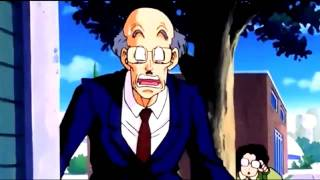 『 Dragon Ball Z - Gohan Goes To High School 』
