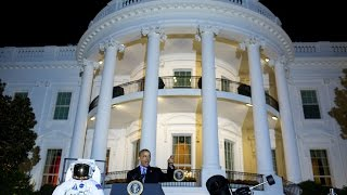 Obama   Hosts Astronomy Night at the White House