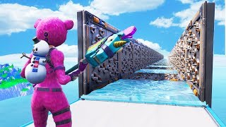 Top 5 IMPOSSIBLE Fortnite Deathrun Maps YOU WILL NEVER BEAT! (Cizzorz Deathrun & More)