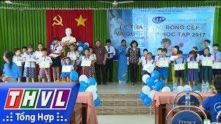 THVL   Quỹ trợ vốn CEP trao học bổng và  quà cho học sinh nghèo hiếu học