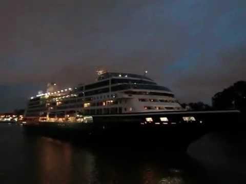 Crucero Azamara Quest en Sevilla