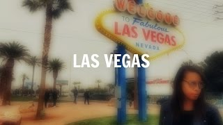 TRAVEL VLOG LAS VEGAS : ON SAUTE D'UNE TOUR