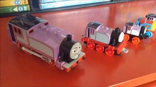My Thomas and Friends collection - Rosie