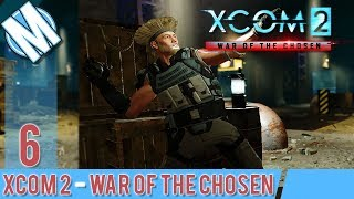 XCOM 2 WAR OF THE CHOSEN PART 6 - HUNTING THE ADVENT COMMANDER! NEW MISSION TYPE!