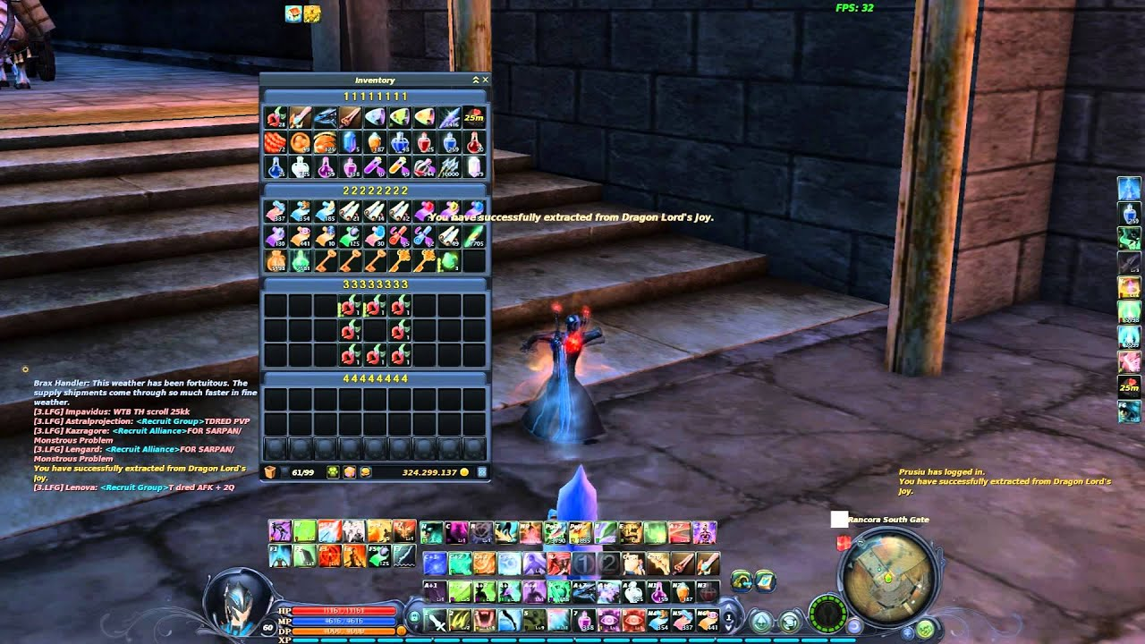 Extraction Tools Aion Aion Dragon Lord's Joy Extract