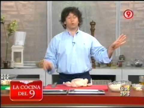 Pollo al champi on con papas noisettes 1 de 3 ariel for Cocina 9 ariel rodriguez palacios facebook