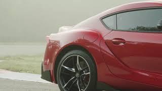 2020 Toyota Supra video debut