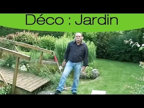 Comment r aliser un pas japonais youtube for Decoration jardin chinois