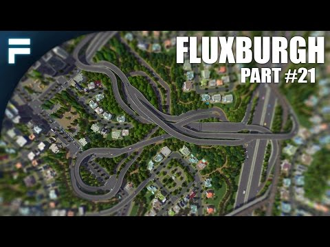 "Cities Skylines - Fluxburgh [PART 21] ""Perfecting Pollution Point"""