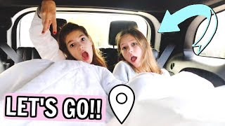 13TH BIRTHDAY ROAD TRIP! BFF SLEEPOVER