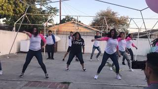 Best baby gender reveal!! (Dance)-my sisters baby gender reveal