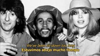 Could you be loved Bob Marley ESPA OL ENGLISH