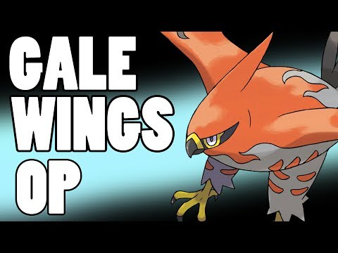 Pokemon X & Y Strategy - GALE WINGS OP! Metagame for Talonflame