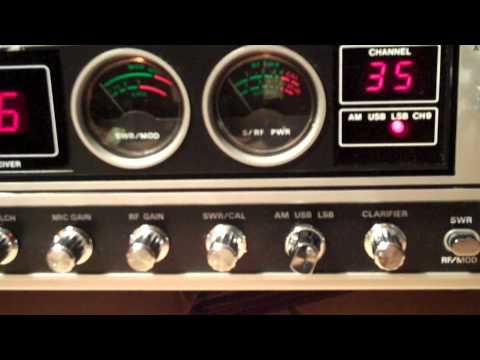 Cobra 2000 GTL SSB audio problem, part5