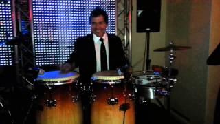 TONY BOLDI Performing with 90210's BEATS