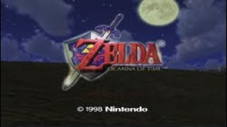 Classical Piano:  The Legend Of Zelda - Ocarina Of Time (Title Theme)