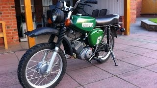 Simson S51  Enduro/Cross - Restauration, Umbau ;)