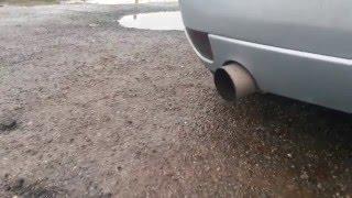 ford focus 2.0 zetec exhaust sound