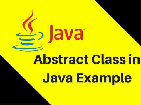 how to make object of abstract class in java