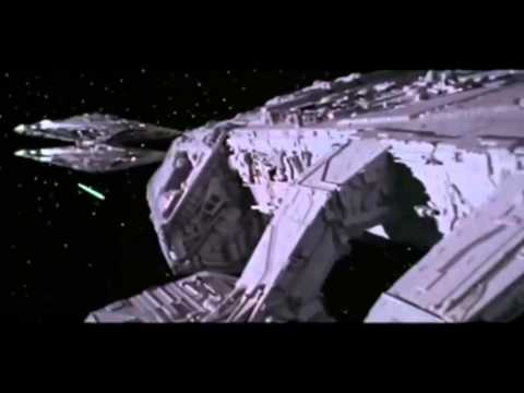 Battlestar Galactica and Buck Rogers laser SFX ( clean with explosions )