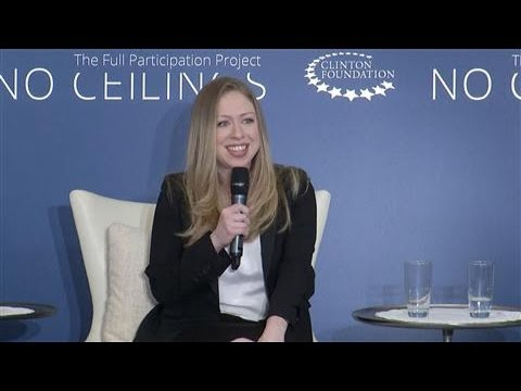 Chelsea Clinton Announces She Is Pregnant video