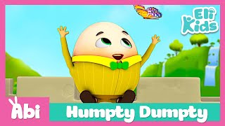 Humpty Dumpty | Kids Song | Kindergarten Songs | Eli Kids