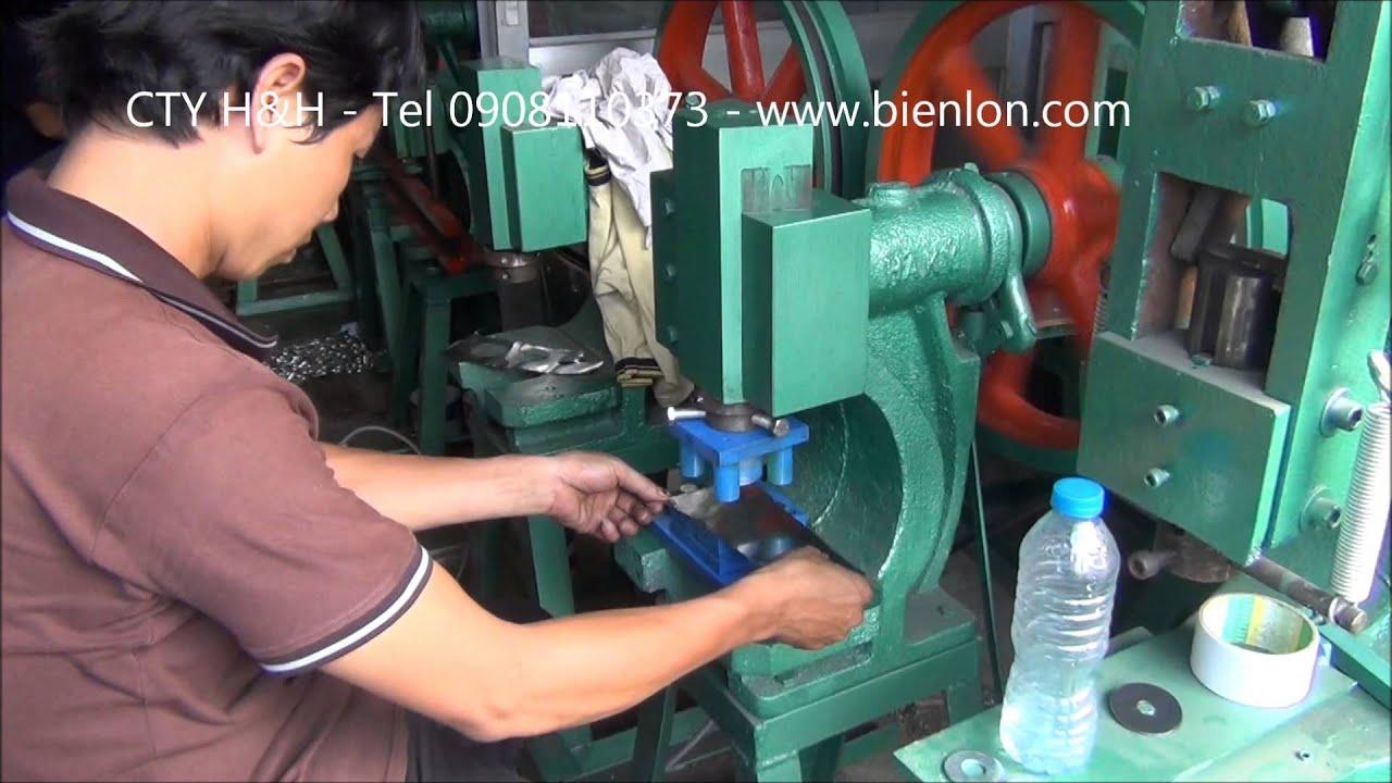Khuon Dap Inox Máy Dập Sắt Tôn Inox Máy