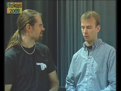 Interview with Rickard Öberg about Qi4j Video