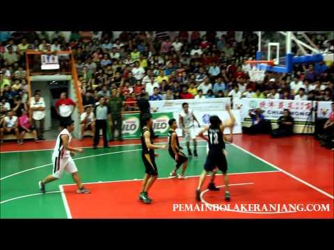 Under 18 Boys 2012 Final - Pahang vs Penang Highlights [HD]