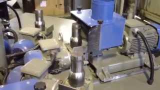 Tamiş Döner Tabla Polisaj Makinası-Rotary Table Polishing M