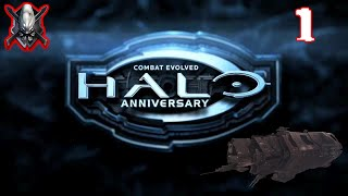 THE MASTER CHIEF COLLECTION | HALO CE | EP. 1 PILLAR OF AUTUMN LEGENDARY