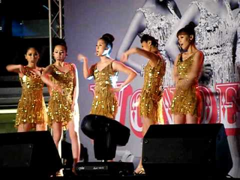[fancam-all] Wonder girls - tell me @ Taiwan  Apr 23,2010 Music Videos