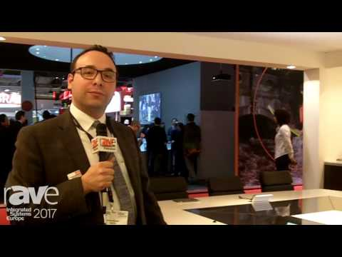 ISE 2017: AVEX Demonstrates Quarta Conferencing Table