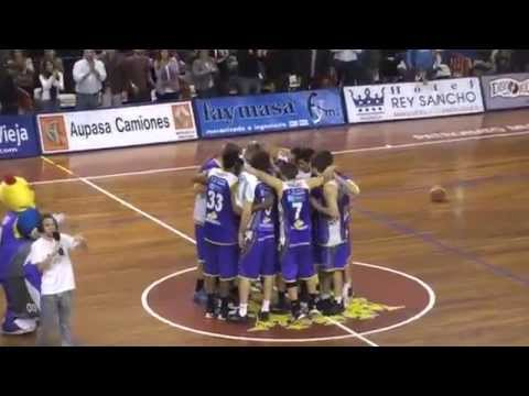 Semifinales LEB Oro. Palencia Baloncesto - Lucentum Alicante, 2012-2013
