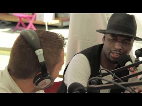Interview Oswando-Festival de Jazz Enghien les Bains 2011