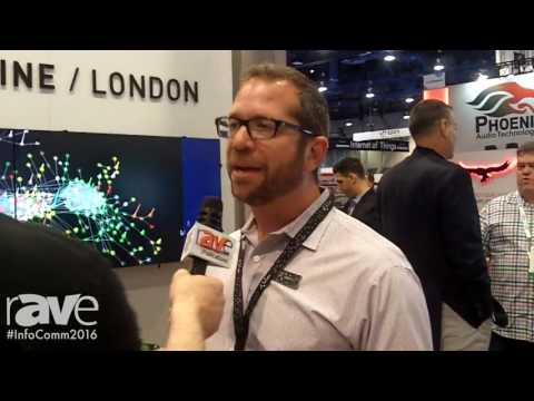 InfoComm 2016: Corey Moss Interviews Dave Schwartz Vice President of Mezzanine Sales at Oblong