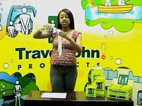 TravelJohn Disposable Urinal