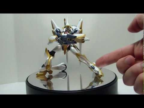 In Action Offshoot - Knightmare Frame Lancelot Review