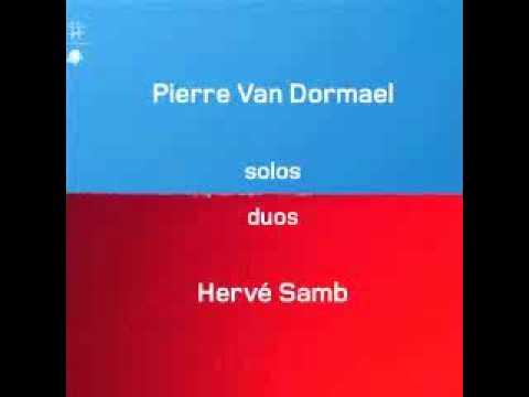 Pierre Van Dormael - Undercover