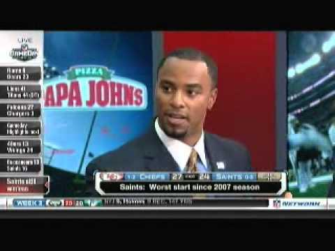 Darren Sharper Predicted Saints Would Start 0-4 In 2012