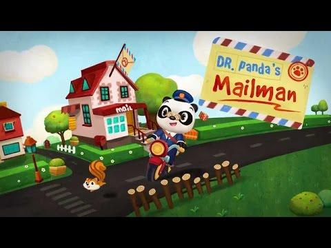 Dr. Panda's Mailman - Best iPad app demo for kids
